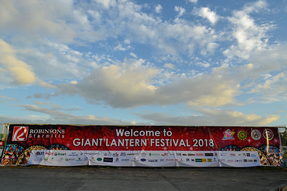 Giant Lantern Festival 2018